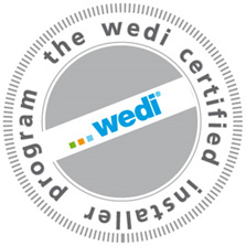 Wedi Certified